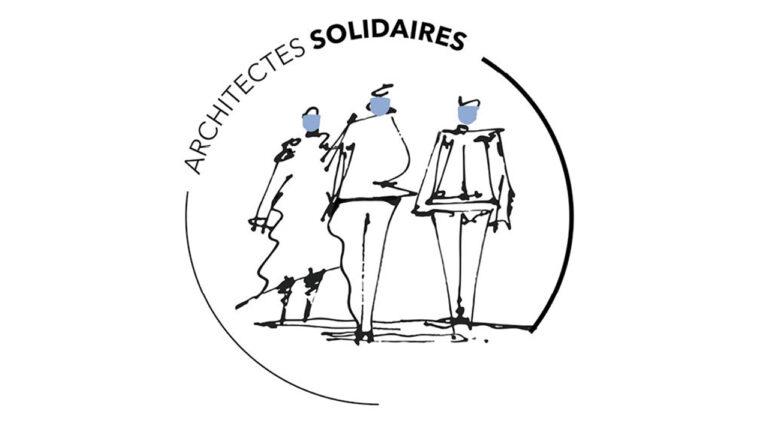 architectes solidaires, logo
