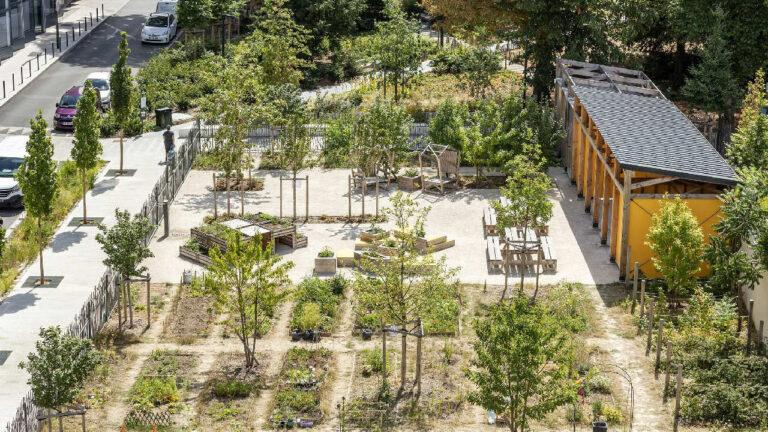 co construction, ZAC victor hugo, écoquartier, jardins partagés,
