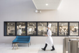 Ecole Ducasse – Paris Campus, Meudon, cuisine