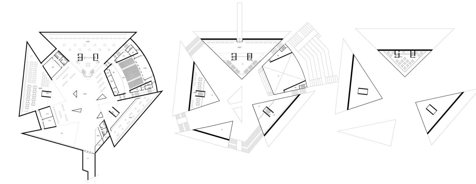 Chine musée al'aer plans