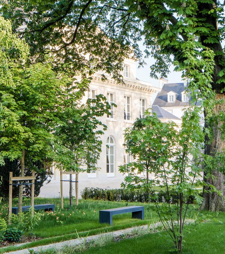 ambassade chine, paris, photo